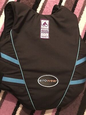 Airowear Body Protector, been used a handful of times. Size Y2 short.