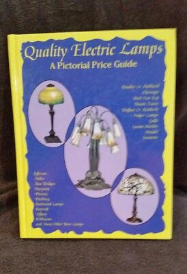Quality Electric Lamps - A Pictorial Price Guide L-W Book Sales 1996 Hardback