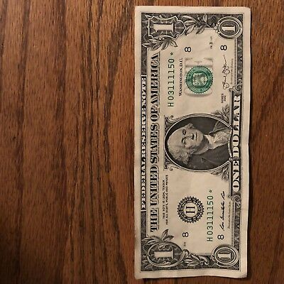 $1 star note 2013