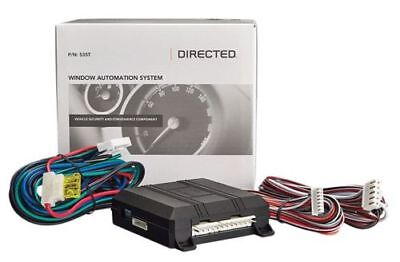Directed Dei 535T Car Power Window Automation Module Roll Up Down 4 Alarm New