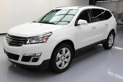 2017 Chevrolet Traverse LT Sport Utility 4-Door 2017 CHEVY TRAVERSE LT 7-PASS HTD SEATS REAR CAM 19K MI #103778 Texas Direct