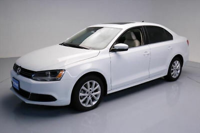 2014 Volkswagen Jetta SE Sedan 4-Door 2014 VOLKSWAGEN JETTA SE SUNROOF HEATED SEATS 33K MILES #432328 Texas Direct