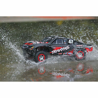 Traxxas Slash Mike Jenkins Edition TQi 2.4GHz 1:10 4WD Brushless RC Truck