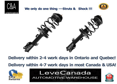 2003-2008 Toyota  Matrix (2)Front Quick Complete Strut & Coil Spring Assembly
