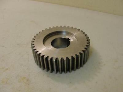 """38364 Old-Stock, Tuthill 10520600 Timing Gear, 1/4"""" Pitch, 1-3/8"""" ID"""
