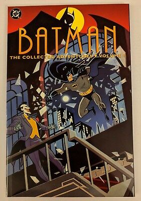 Batman The Collected Adventures Volume 1 TPB 1993 DC Comic Collects Issues #1-6