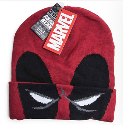 Dead Pool Logo Beanie Winter Hat Limited Edition