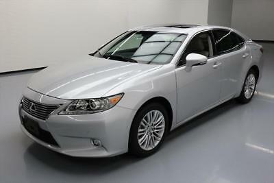 2014 Lexus ES 350 Base Sedan 4-Door 2014 LEXUS ES350 PREM SUNROOF NAV REAR CAM XENONS 40K #149002 Texas Direct Auto