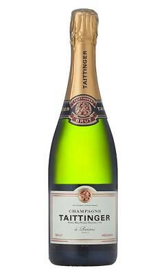 Taittinger Brut Reserve Champagne 750ml(Boxed)