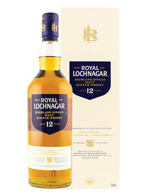 Royal Lochnager 12YO Scotch Whisky 700ml(Boxed)