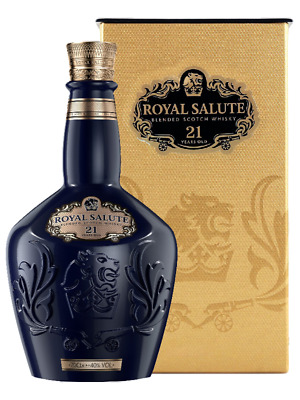 Chivas Royal Salute 21YO Scotch Whisky 700ml(Boxed)