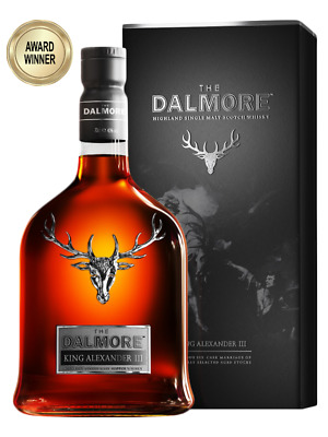 Dalmore King Alexander III Scotch Whisky 700ml(Boxed)