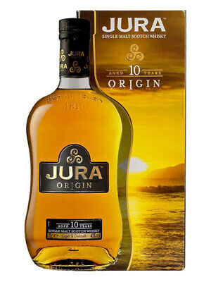Jura 10YO Single Malt Scotch Whisky 700ml(Boxed)