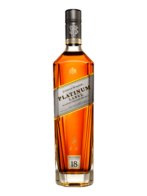 Johnnie Walker Platinum 18YO Scotch Whisky 750ml (Boxed)