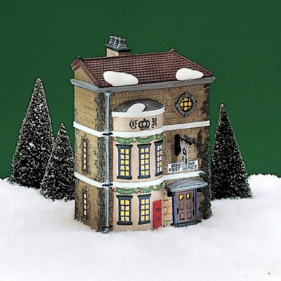 Dept. 56 Kings Road Post Office Dickens Village Series 58017