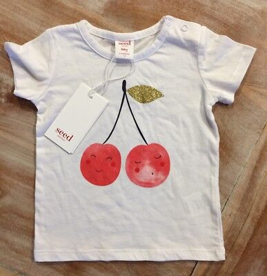 Seed Heritage Baby Shirt Size 0
