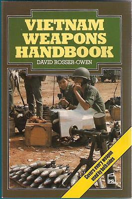 P71 Vietnam Weapons Handbook, Waffen Handbuch, 136 S., English, Military, War