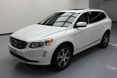 2015 Volvo XC60 T6 Sport Utility 4-Door 2015 VOLVO XC60 T6 DRIVE-E HTD LEATHER PANO ROOF 31K MI #686446 Texas Direct