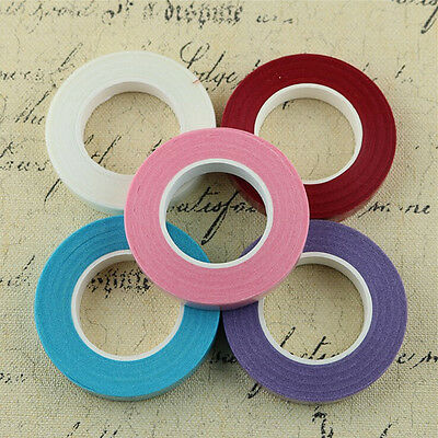 Florist Floral Stem Tape Corsages Buttonhole Artificial Flower Stamen Wrap HGUK