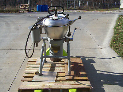 Hobart Vcm-25 Chopper Cutter Vertical Mixer 25Qt.