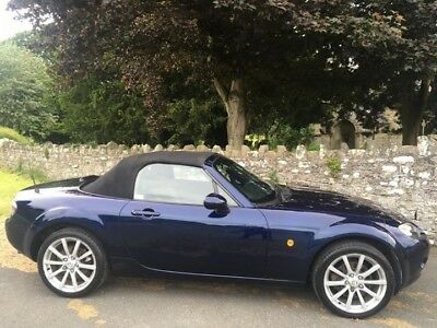 mazda mx5 Sport Converible 2.0, 6 Speed, Heated Black Leather Seats
