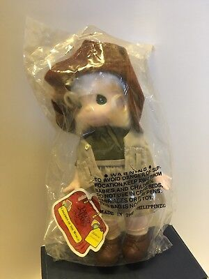 Collectible Precious Moments - Children of the World doll - Kylene , Australia