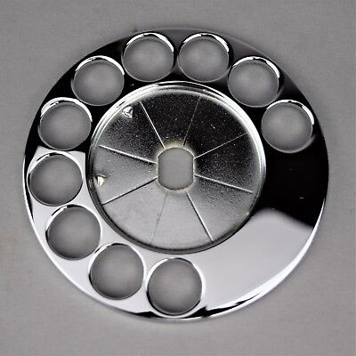 Antique Automatic Electric Finger Wheel - Newly Chrome Plated - SKU - 20154