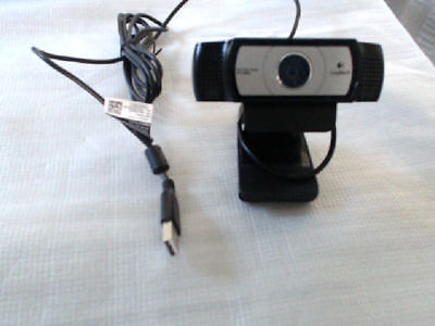 Carl Zeiss Logitech C930E 1080p HD Webcam with USB Connection with FREE P&P