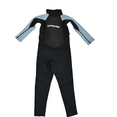 Hyperflex Baby Toddler Back Zip One Piece Swimsuit Wet Suit  with 3/2mm Thicknes