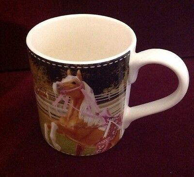 The Trail Of Painted Ponies Cowgirl At Heart Mug Cup Coffee Collectible 2010
