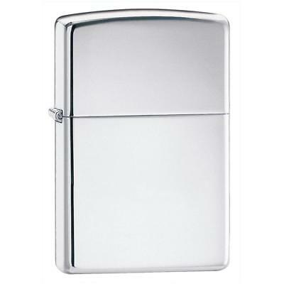 Zippo Classic 250 High Polish Chrome Unisex Lighter