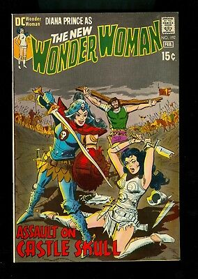 WONDER WOMAN #192 -- February 1971 -- VF/NM Or Better