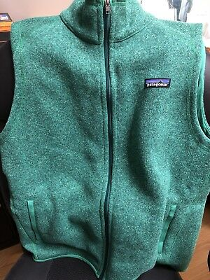 Patagonia Better Sweater Fleece Vest Size Large Womens NWT