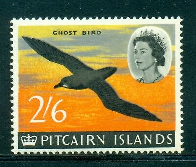 Pitcairn Islands MNH Selections: Scott #49 2Sh6p QEII Bird Wildlife FAUNA CV$2+