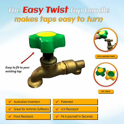 The EASY TWIST Tap Turner 2pc Tap handle