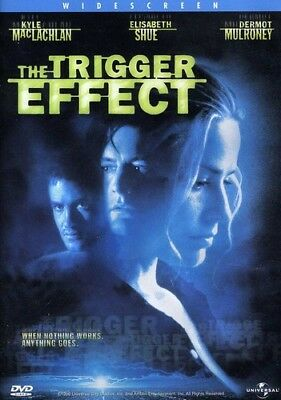 The Trigger Effect [New DVD] Widescreen