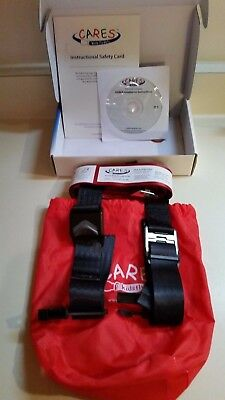 CARES Kids Fly Safe Airplane Safety Harness and Belt FAA Approved 22-44 Lbs