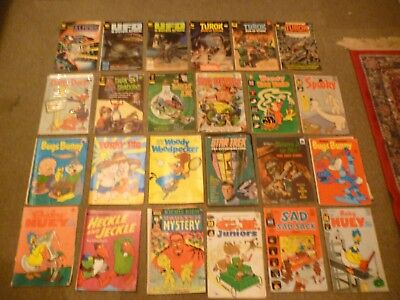 Mixed comic assortment x 40 issues.