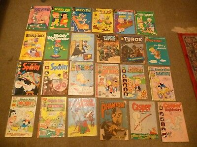 Mixed assortment of comics x 70 issues.