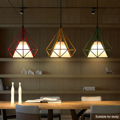 Pendant Light Modern Ceiling Lights Lamp Kitchen Coffee Bar Chandelier Lighting