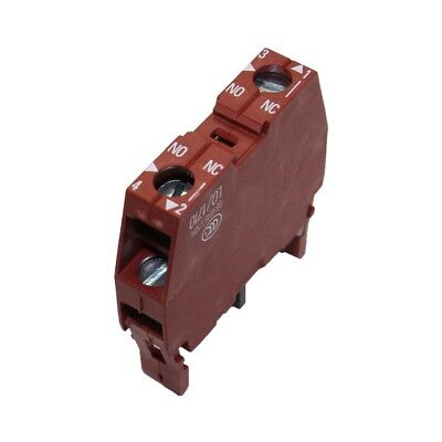 3SB1400-0A Contact block NC + NO 22mm Bulb holder BA9S SIEMENS PARTNER
