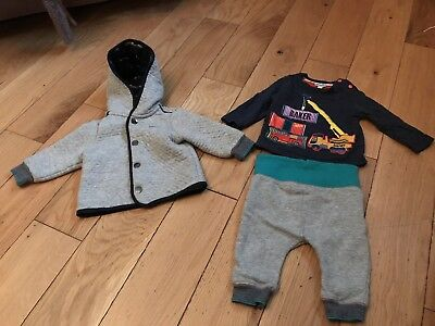 Ted Baker Baby Boy 3-6 outfit
