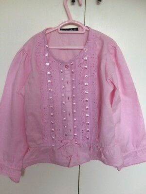 Girls Top, Size 7