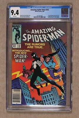 The Amazing Spider-Man #252 (May 1984, Marvel)