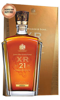 Johnnie Walker XR 21YO Scotch Whisky 750ml(Boxed)