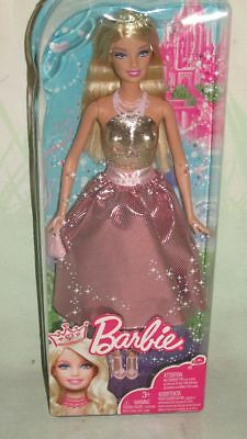 Mattel T7591 Barbie Doll Modern Princess NEW
