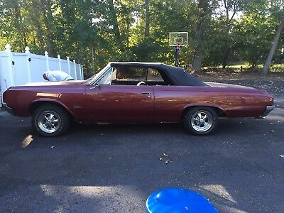 1964 Oldsmobile Cutlass Convertible 1964 OLDSMOBILE CUTLASS CONVERTIBLE NICE CONDITION AND PRICE!!! TALK TO ME!