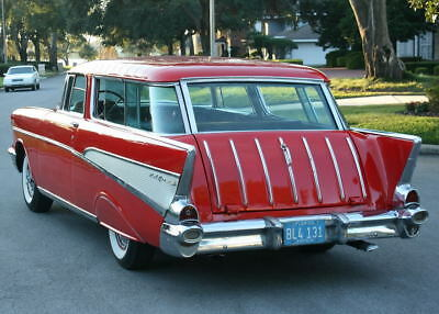 1957 Chevrolet Bel Air/150/210 NOMAD  PROJECT - 40 YEAR STORAGE RARE FORTY YEAR STORAGE PROJECT - 1957 Chevrolet Nomad Wagon