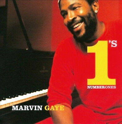 MARVIN GAYE *  17 Greatest Hits * New CD * All Original #1 Songs * NEW