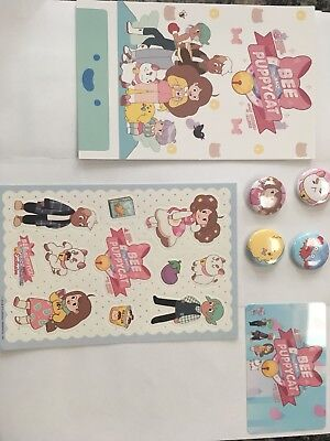 Bee and Puppycat Kickstarter DVD set